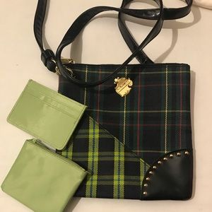 MAC Crossbody with Soft Card Case & Coin Purse